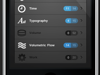 New categories design tapbots convertbot icons iphone