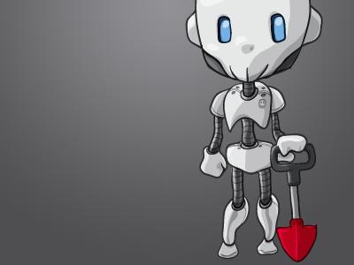 Skullbot Sketch v2 tapbots skullbot