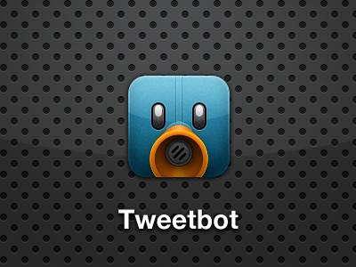 Tweetbot Icon tapbots tweetbot twitter iphone app icon