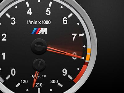 RPM's bmw m3 rpm