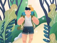 First Time Adventurer