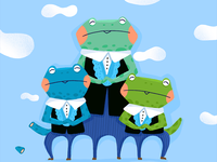 Lizard Choir