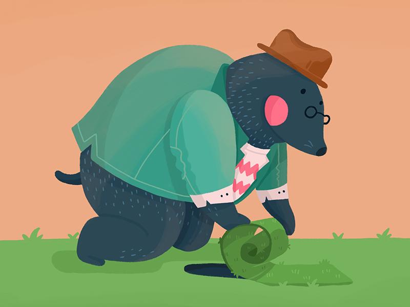 Mole leader