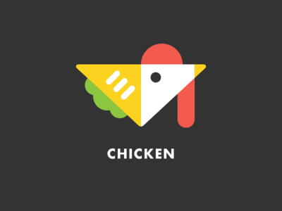 Chicken sandwich logo