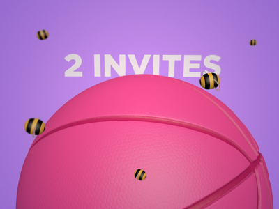 Two Dribble Invites Available