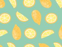 Juicy Lemons pattern