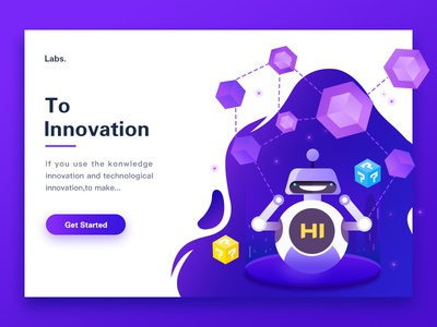 To innovation ui 插图 design web