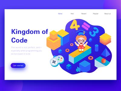 Kindoms Of Code knowledge banner 插图