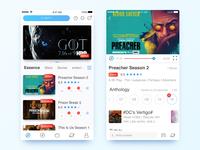 YOUKU App Redesign #2