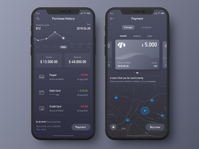 Member APP data member jee-lion money map card bank date finance app