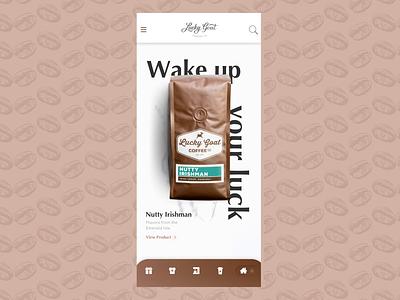 LGC Coffee App - UI Kit (Coming Soon) video motion animation interaction design ios mobileapp app invison sketch sketchfreebie freebie uikit ui ux