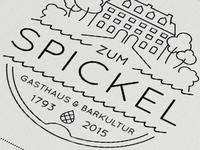 Zum Spickel Logo