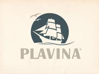 Plavina Logo