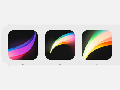 Abstract Procreate Icons app icons abstract getcreativewithprocreate