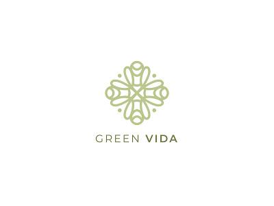 Logo proposal for a spiritual healing service logo branding design illustration