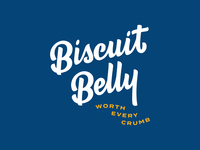 Biscuit Belly Logo Type