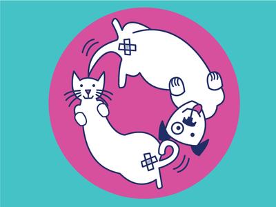 Spay & Neuter animals pets illustration tshirt probono charity fun