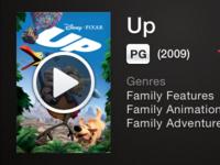 Netflix Mockup Movie Detail