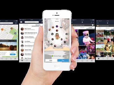 Play App - Digital Street Interaction