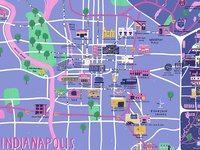 Indianapolis Craft Beer Map