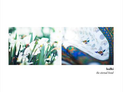The Kalki Series warli kalki jaipur tradition indian saree flowers design art visual photography