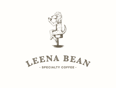 Leena Bean Specialty Coffee Logo