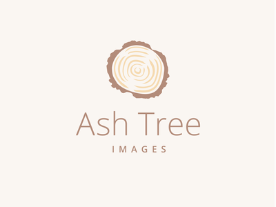 Ash Tree Images Photography logo design images tree rings tree stump photographer branding logo photography tree ash