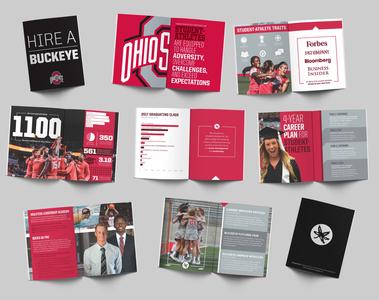 Ohio State Athletics Booklet