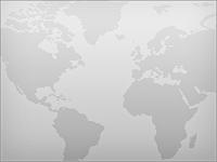 World atlas - Dotted mercator