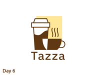 Daily Logo Challenge 6/50 - Coffee Shop