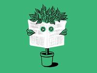 The Clandestine Plant