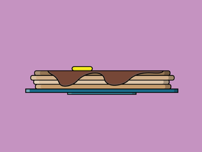 My Month In Icons: Day 22 -- Let's Have Pancakes