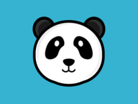 My Month In Icons: Day 27 -- Panda!