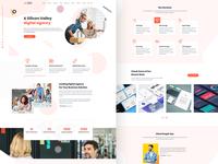 TROMA - Creative Agency Website
