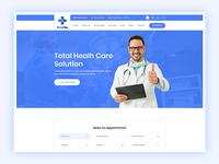 Medico - Medical/Clinic Website