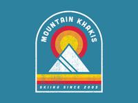 Vintage Ski Shirt - Mountain Khakis
