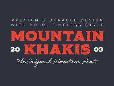 Mountain Khakis OMP T-Shirt