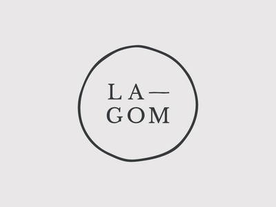Lagom Creative Circle Mark