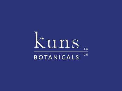 Kuns Botanicals Primary Logo