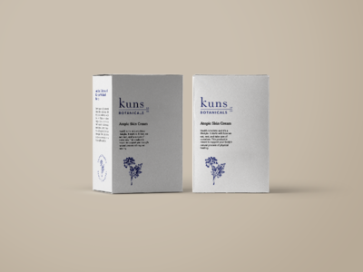 Kuns Botanicals Packaging
