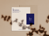 Kuns Botanicals Stationary