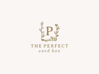 The Perfect Card Box Primary Logo