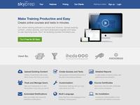 Skyprep Homepage