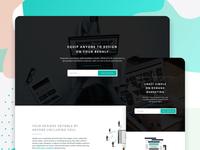 Webrand Website