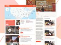 Design Museum Website Redesign