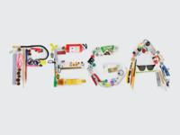 Pega logo design