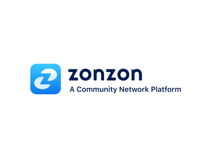 Zonzon Branding vector branding logo design