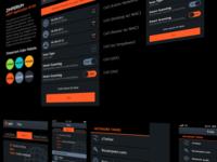 Zimperium - UI Kit