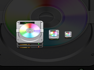 Disk Doctor icon mac os x 2011