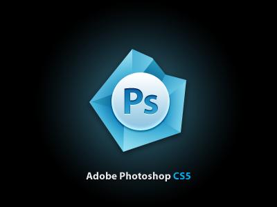 Adobe Photoshop Cs5 photoshop icon replacement fun